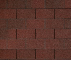 Iko Monarch Tile red